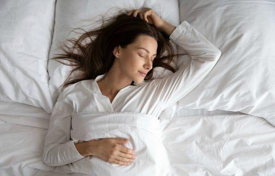 How Healthy Humans Sleep