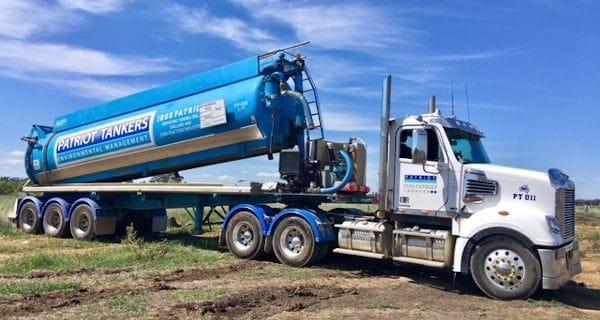 bulk liquid transport