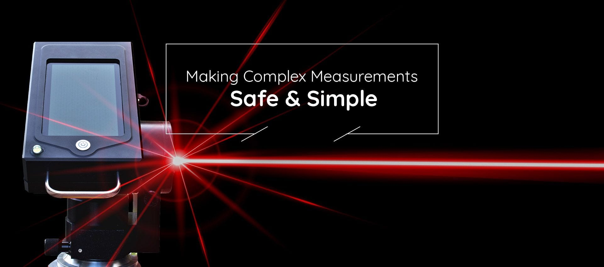 Making Complex Laser Measurements Safe & Simple | ApoSys Technologies Inc.