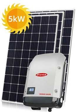 5kW Solar package - Residential Solar QLD & NSW