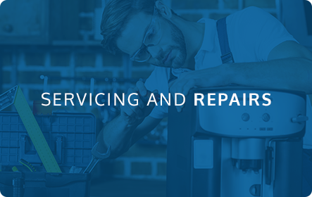 Coffee Machines - Servicing and Repairs