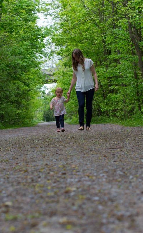Mommy & Me (Jessica & Alexa) | Durham Region Family Photographer
