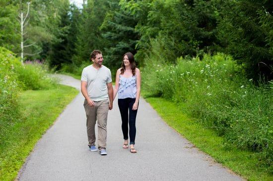 Heather & Jon Engagement Session | Durham Region Wedding Photographer