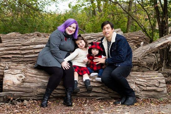 Siera & Denis Family Session | Durham Region Family Photographer