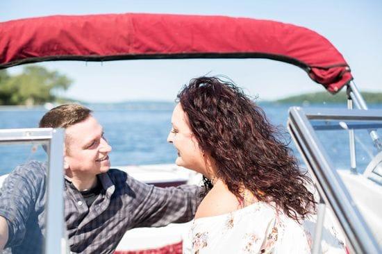 Rice Lake Engagement Session | Taryn & Chris | Durham Region Wedding Photographer