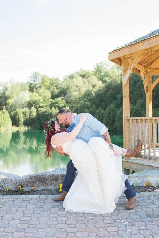 Charity & Rui | Rolling Acres Bowmanville Wedding | Durham Region Wedding Photographer