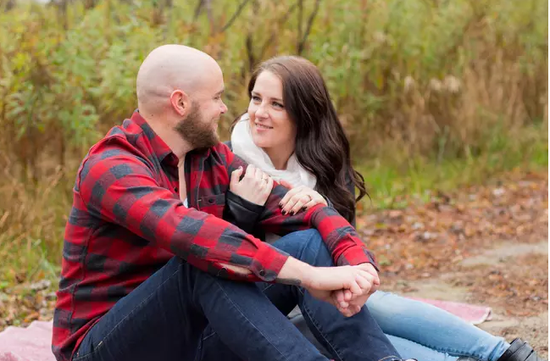 Brooke & Taylor Engagement Session | Durham Region Wedding Photographer