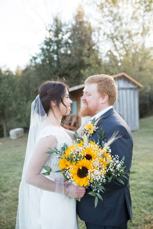 Tips for Stress-Free Bride & Groom Portraits