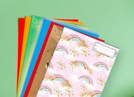 Got It Covered | Protective Schoolbook Covers