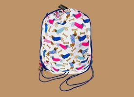 Got It Covered | Library Bags