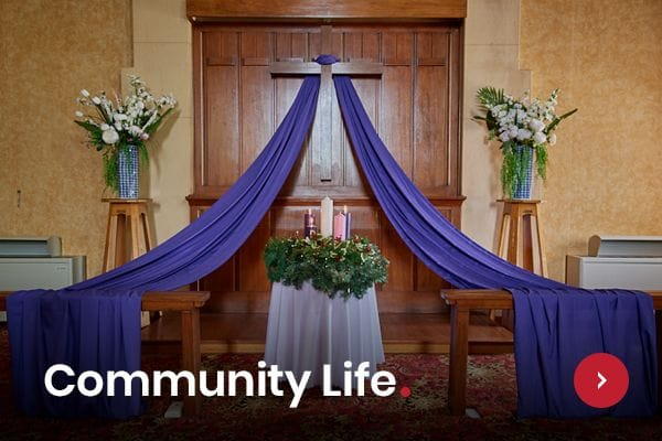 Wesley Uniting Church Community Life