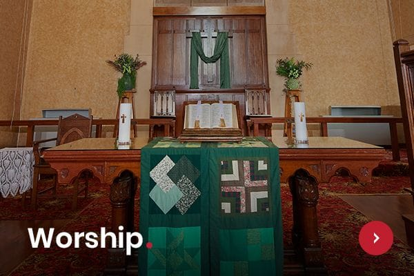 Workship with Wesley Uniting Church