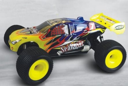 Big Scale RC Car