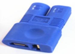 FUSE0082 EC3 (Male) to T-plug (female)