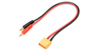 FUSE1356 CHARGE LEAD -XT90 12AWG 30CM