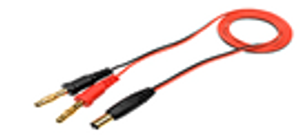 FUSE1380 CHARGE LEAD - TX JR 20AWG 50CM