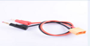 FUSE1405 Charge Lead : 4mm~XT90  14awg,30cm