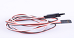 FUSE2085 Futaba Extension Lead  1000mm22awg  with lock system