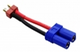 Thumbnail FUSE2518 EC5 Female to Deans-type Male Conversion Adapter 14AWG 100MM