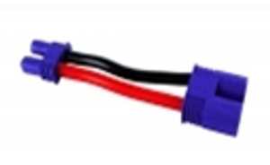 FUSE2574  EC2 Female to EC3 Male Conversion Adapter 18AWG 100MM