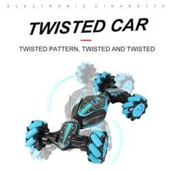 Global Funhood GW124 rc twist car rc car hand control gesture control double-sided stunt car