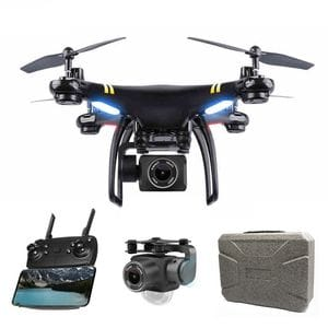2019 newest GW168 FPV drones with hd adjustable camera 1080p wifi and gps 15mins long range flight time
