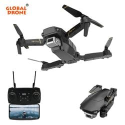 Global Drone GD89 Camera Drone Professional 4K camera with Optical Flow Follow Me Mode