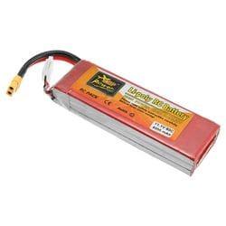 Zop Power 3s 11.1v 5000mah 60c xt60 plug Rc Car Lipo Battery