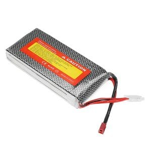14.8V 6000mah 4S 35c  T-Connector Lipo Battery For RC Cars