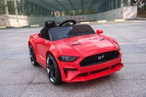 12V FORD MUSTANG GT REPLICA RIDE IN SPORTS CAR