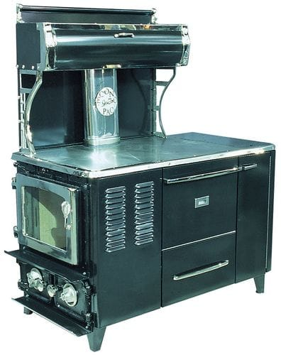 Margin Flame View Cook Stove