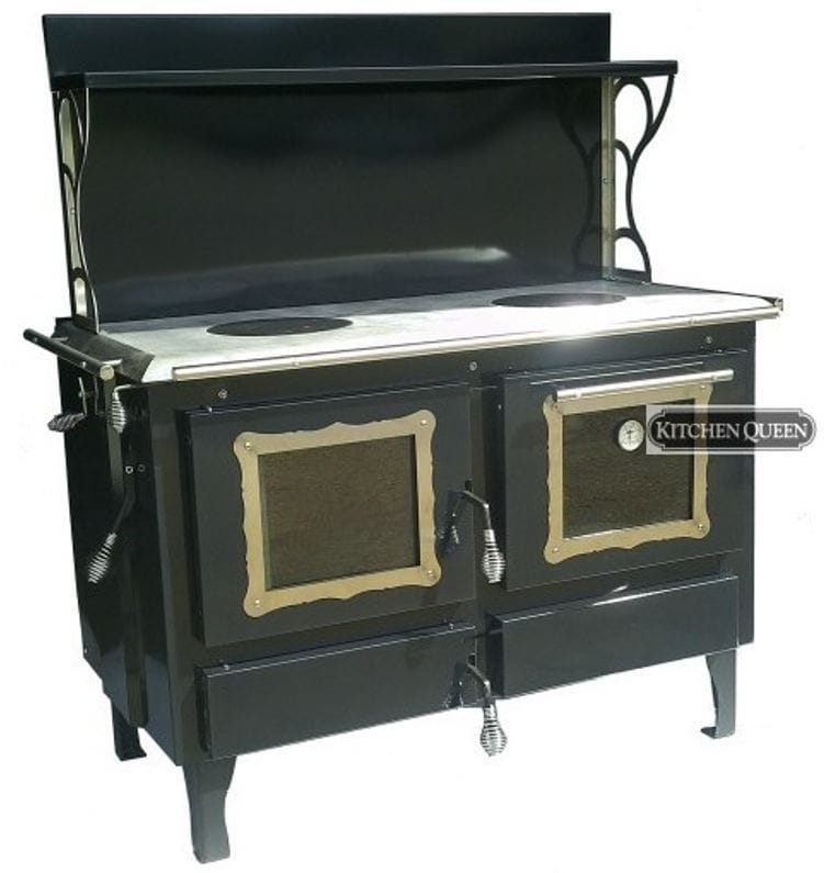 The Kitchen Queen 550 Grand Comfort Stove