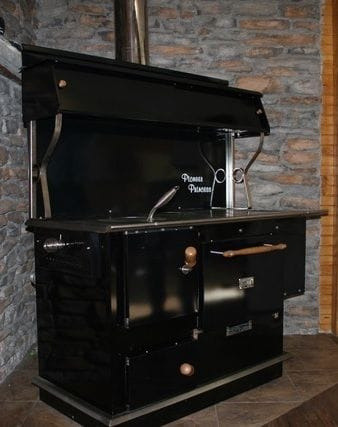 The Pioneer Princess Wood Cook Stove