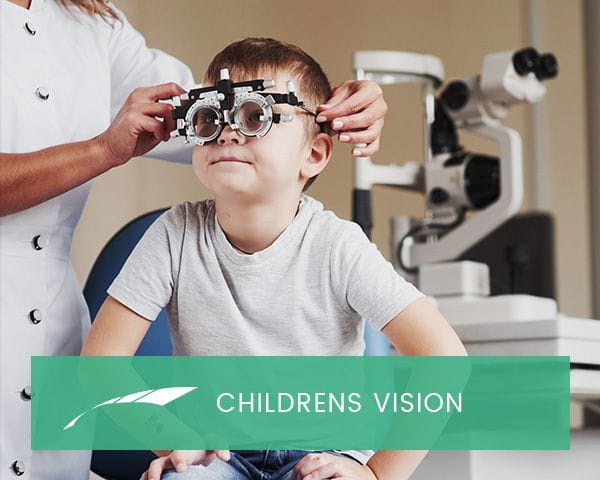 Childrens vision