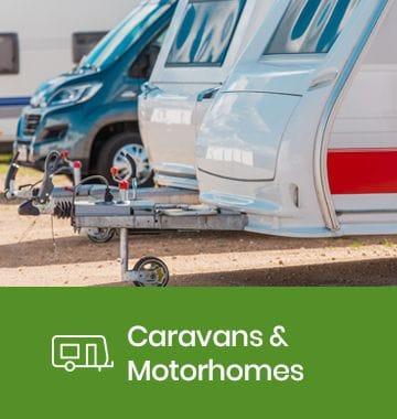 Caravans & Motorhome Storage
