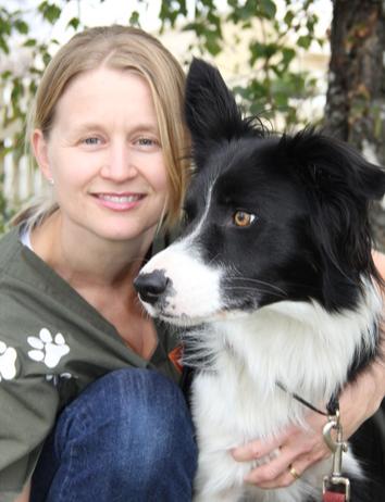 Dr Caroline Thursfield, veterinarian at North Road Veterinary Centre