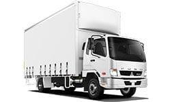 FUSO Fighter Curtainsider Range | Daimler Trucks Wagga & Albury