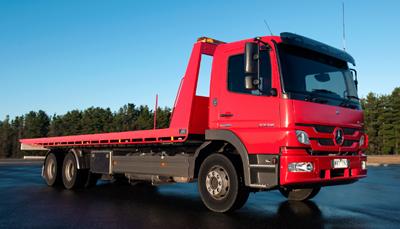 Mercedes-benz Atego   Daimler Trucks Albury & Wagga Wagga