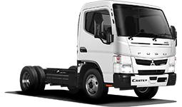 FUSO CANTER 815 City Cab Tipper | Daimler Trucks Wagga & Albury