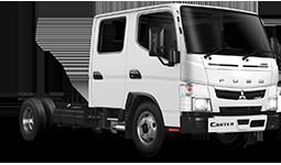FUSO CANTER 515 City Crew Cab | Daimler Trucks Wagga & Albury