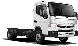 FUSO CANTER 515 Wide Cab Alloy Tray | Daimler Trucks Wagga & Albury