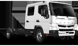 FUSO CANTER 815 Wide Crew Cab | Daimler Trucks Wagga & Albury