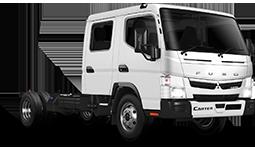 FUSO CANTER 918 Wide Crew Cab | Daimler Trucks Wagga & Albury
