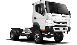 FUSO CANTER FG 4x4 Wide Cab | Daimler Trucks Wagga & Albury