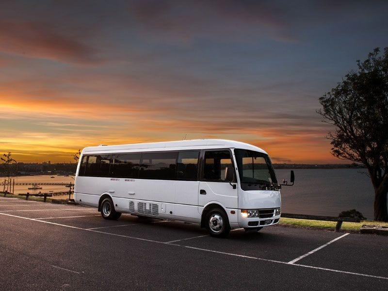 FUSO Rosa Bus | Daimler Trucks Wagga & Albury