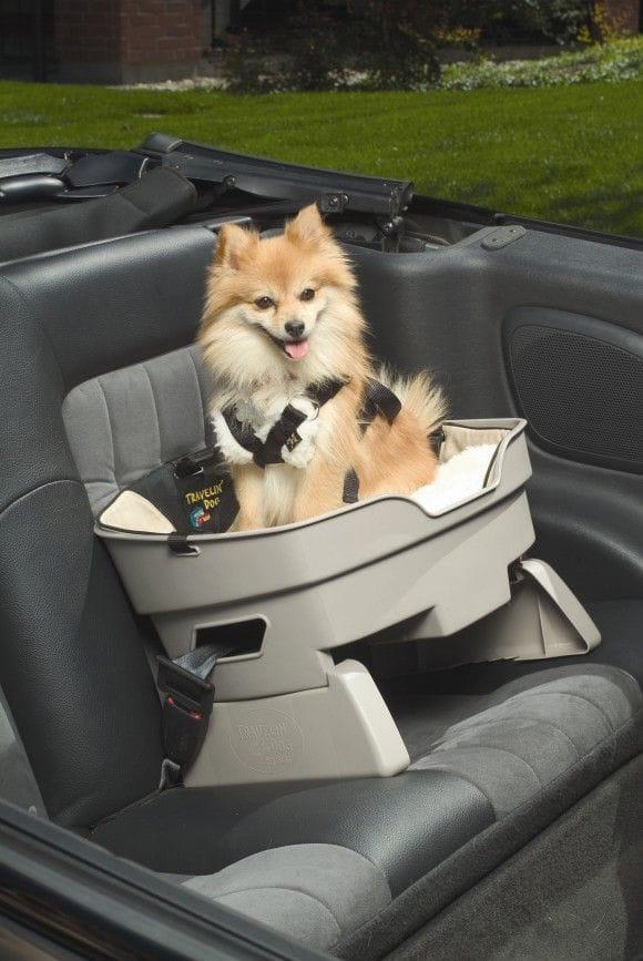 TRAVELLING DOG CAR SEAT