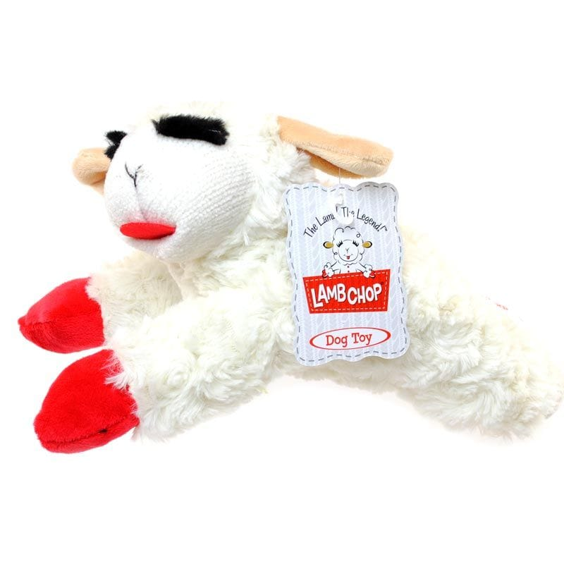 LAMBCHOP SOFT DOG TOY