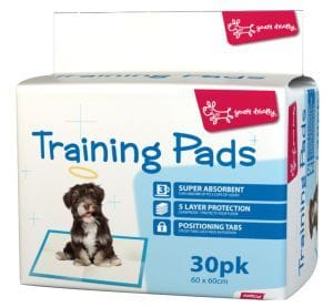 MASTERPET TRAINING PADS 30