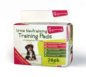 MASTERPET URINE NEUTRALISING TRAINING PADS 28 PACK
