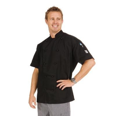 3 Way Air Flow Lightweight Chef Jacket - S/S